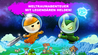 Mushroom Wars: Space! iOS Screenshots