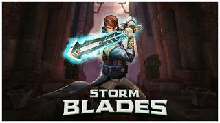 Stormblades iOS Screenshots