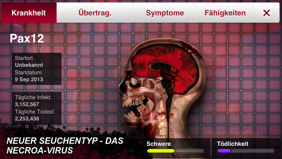 Screenshot 3 Plague Inc.