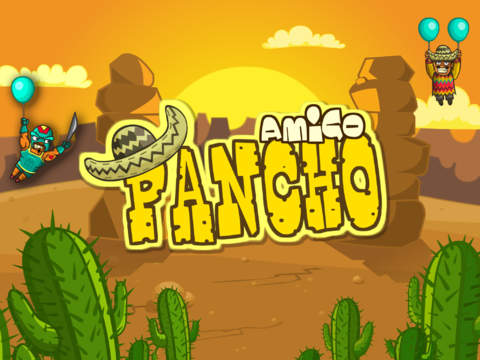 Amigo Pancho iOS Screenshots