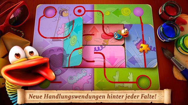 Fold the World iOS