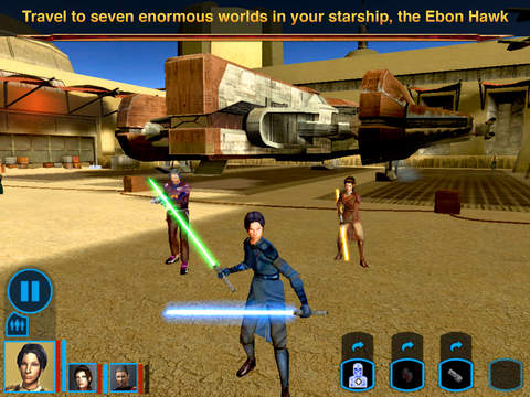 Screenshot 5 Star Wars®: Knights of the Old Republic™