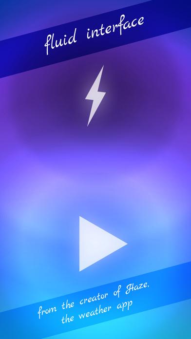 Thunderspace 5k ~ Schlaf Entspannung und Meditation mit Regen und Naturgeräusche Screenshot