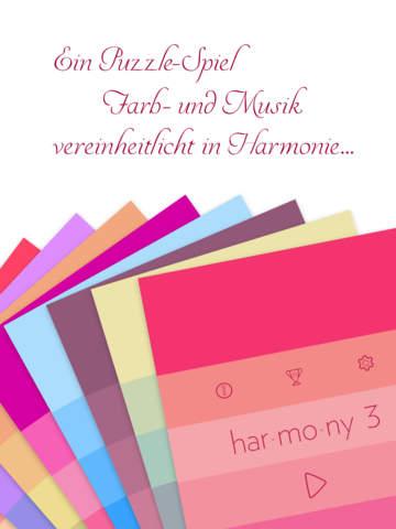 harmony 3 iOS