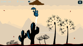 Bronko Blue, the kitten copter iOS Screenshots