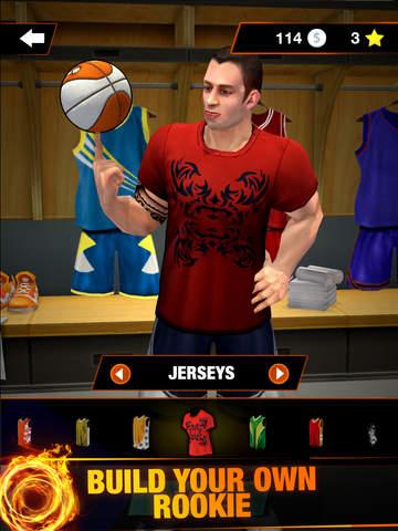 Screenshot 2 Baller Legends