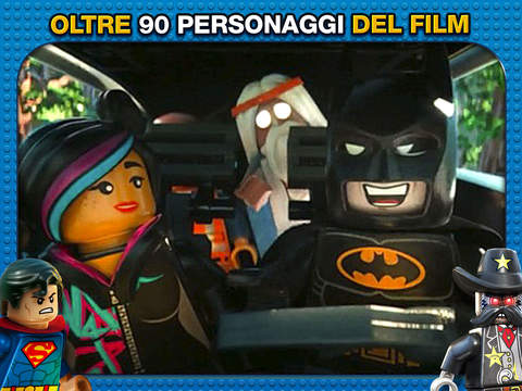 The LEGO® Movie Video Game Screenshot