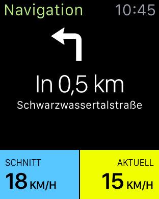 komoot - Fahrrad & Outdoor Routenplaner für deine Wanderung, Mountainbike Routen und Rennrad Touren Screenshot