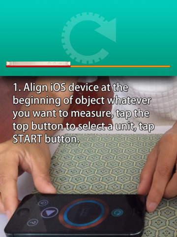 Rolling Ruler - Measure Length Easily Screenshot