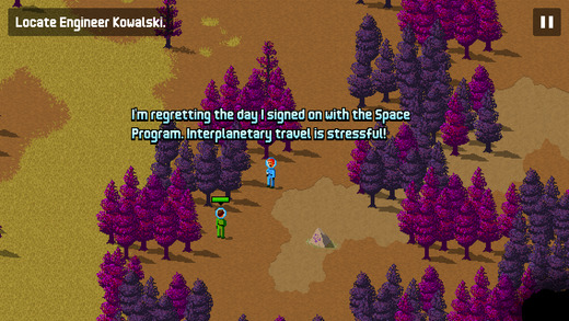 Space Age: A Cosmic Adventure iOS