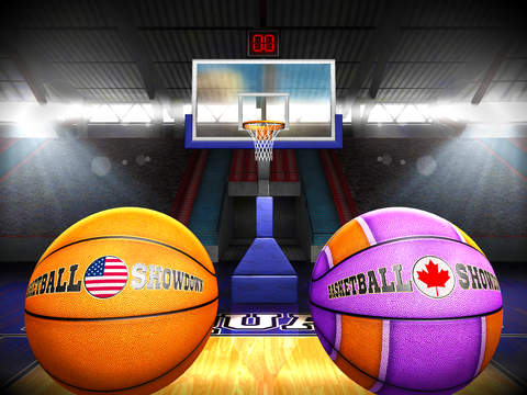 Basketball Showdown 2015 iOS Screenshots