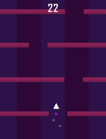 UP - Endless Arcade iOS Screenshots