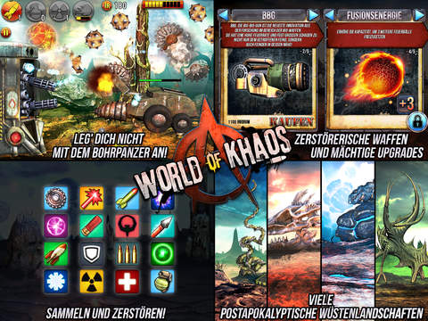 World of Khaos iOS