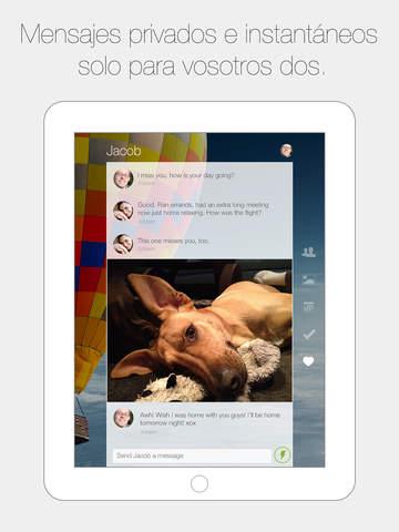 Avocado - Chat Para Parejas Screenshot