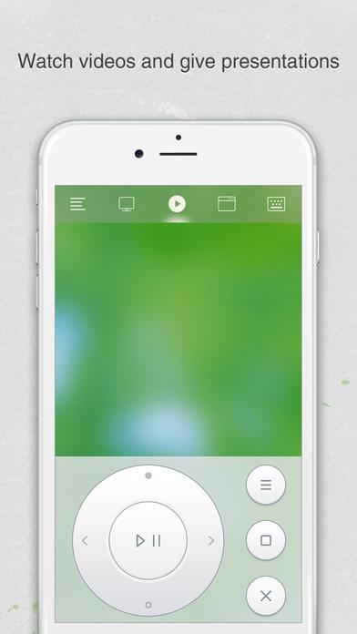 Funkmaus (Remote Mouse) Screenshot