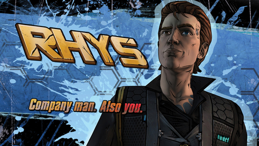 Tales from the Borderlands Screenshot
