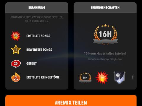 #Remix Screenshot