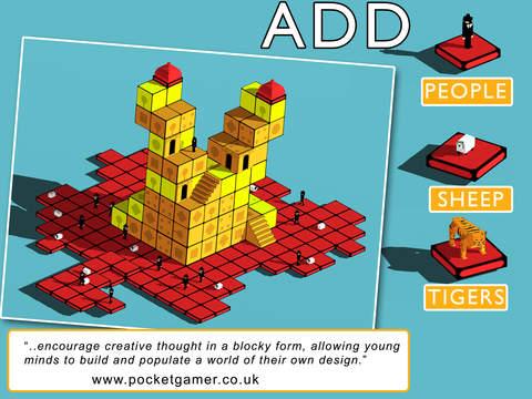 Blox 3D World Creator iPad