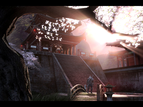 Screenshot 2 Infinity Blade II
