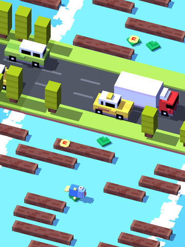 Crossy Road - Endless Arcade Hopper iOS