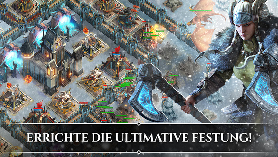 Rival Kingdoms: Schlacht der Titanen iPhone iPad