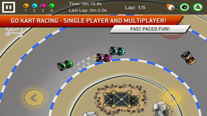 download Go Kart vs Racing Game apps 4
