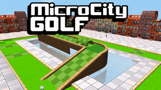 Micro City Golf iOS Screenshots