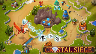 Crystal Siege iOS Screenshots