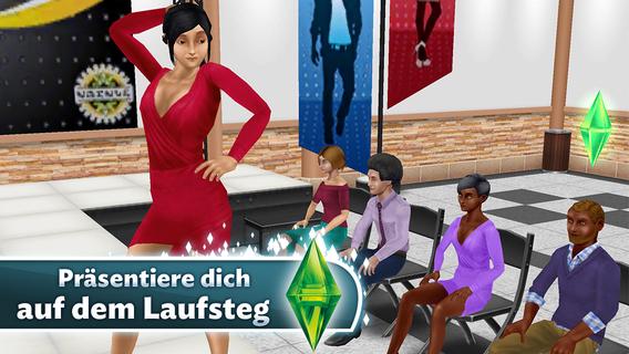 Screenshot 2 Die Sims™  FreePlay