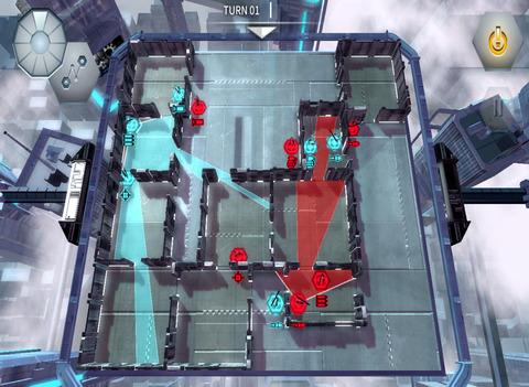 Frozen Synapse Prime iOS Screenshots