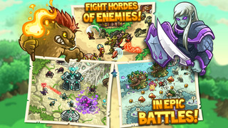 Kingdom Rush Origins  Bild 4