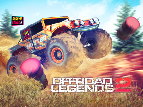 Screenshot 5 Offroad Legends 2