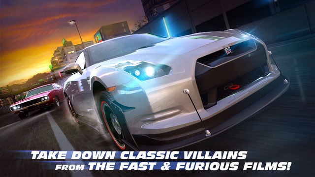 Fast & Furious: Legacy iPhone iPad