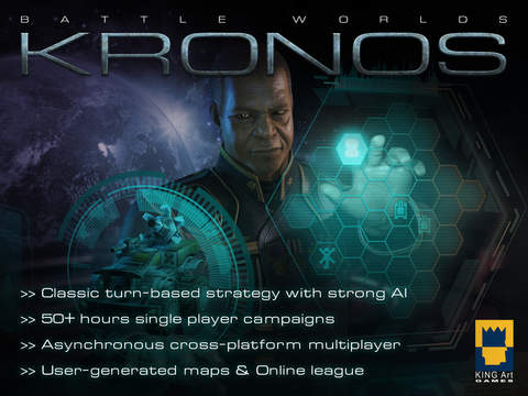 Battle Worlds: Kronos iOS Screenshots