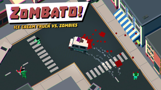 Zombato! iOS Screenshots