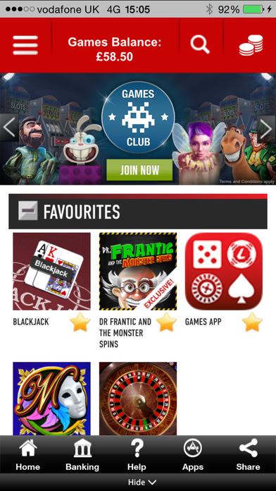 ladbrokes games slots