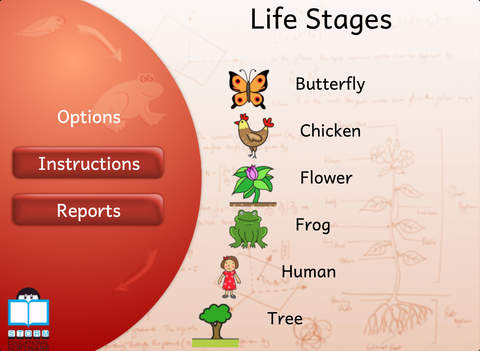 Screenshot - Life Stages