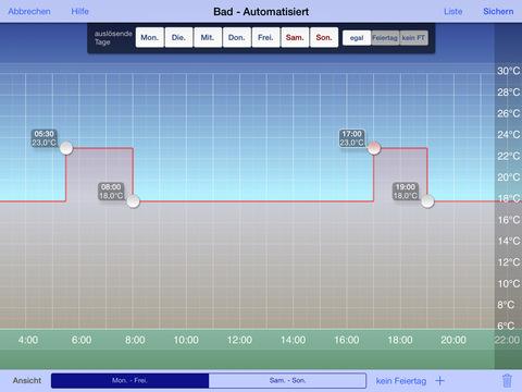 pocket control hm for homematic ipad version ralf penzler app. Black Bedroom Furniture Sets. Home Design Ideas