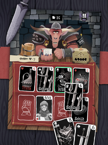 Card Crawl iOS