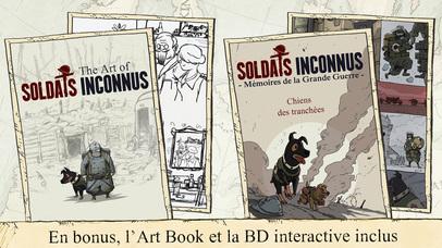 Soldats Inconnus : Mémoires de la Grande Guerre iPhone