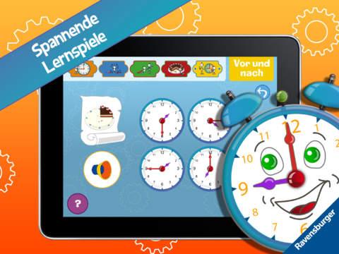 Screenshot 5 Meine erste Uhr – Die Uhrzeit lesen lernen