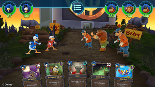 The Duckforce Rises iOS Screenshots