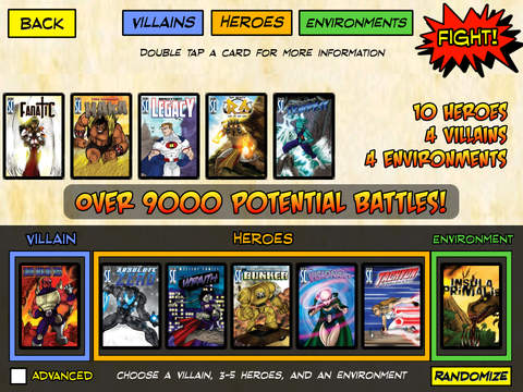 Sentinels of the Multiverse iPad