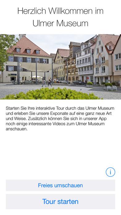 Ulmer Museum Screenshot