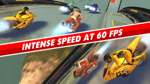 Impulse GP - Super Bike Racing iPhone iPad