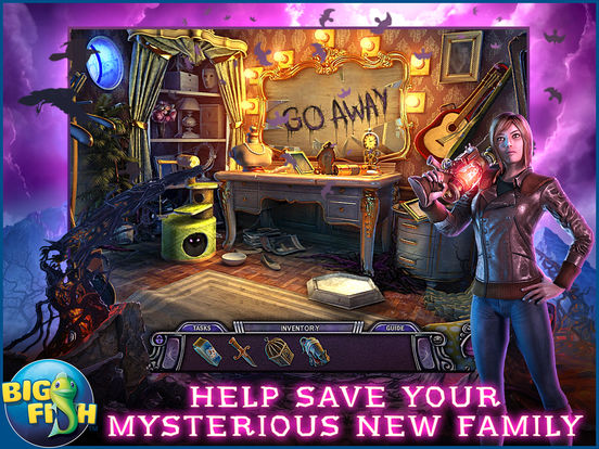 House of 1000 doors evil inside hd a hidden object for Big fish games inc