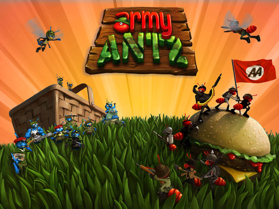 Army Antz™ Screenshot