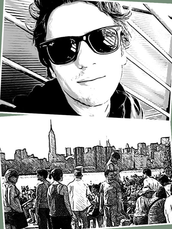 ToonCamera Screenshot