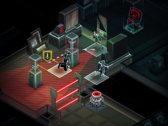 Invisible, Inc. für iOS