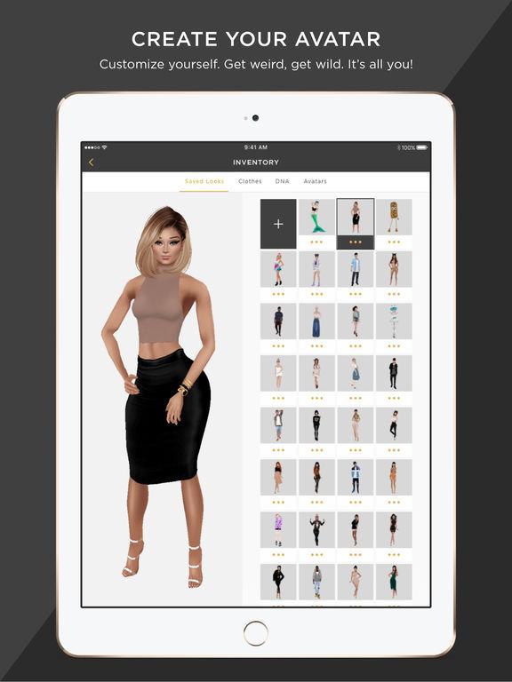 Imvu Mobile On The App Store